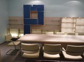 Мебель для офиса на заказ, изготовление Москва