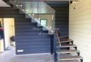металлокаркас лестницы чистовой (комплект для сборки)