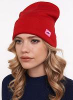 Молодежные вязаные шапки оптом