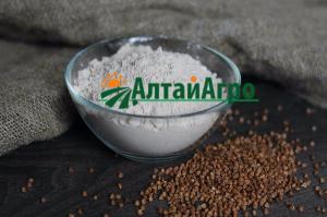 Мука гречневая цельно зерновая
