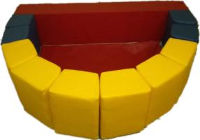 Мягкие сухие бассейны для детской комнаты