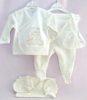 Набор для новорожденного из 5 предметов