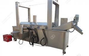 Непрерывная автоматическая оборудование для жареных пищ