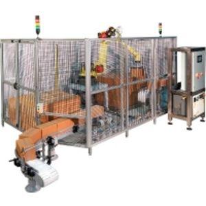 NRP-10: Роботизированный паллетайзер