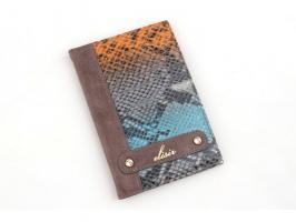 """Обложка для паспорта """"Elisir"""""""