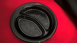 Одноразовые тарелки для питания ПП D260мм