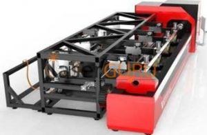 Оптоволоконный 3D лазерный станок для раскроя труб с автозагрузкой 1000Вт SEKIRUS P2306M-20600