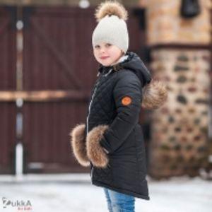 Пальто для девочки Magic