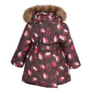 Пальто на девочку Elly
