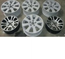 Пескоструйная обработка, порошковая полимерная покраска дисков и других изделий