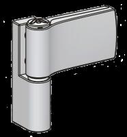 Петля дверная АПД 120  (до 150 кг)