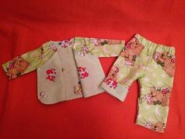 Пижама для новорожденных