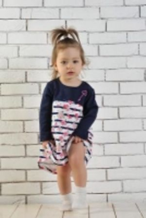 "Платье ""Ключики-Цветочки"" Baby Boom"
