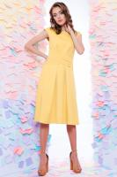 Платье Медовый нектар