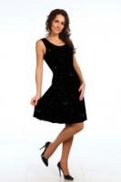 Платье женское (люрекс)