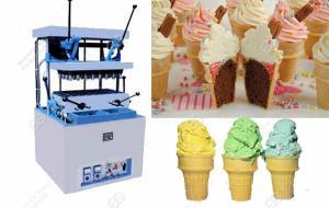 Полуавтоматические мороженое вафельных конусов производства