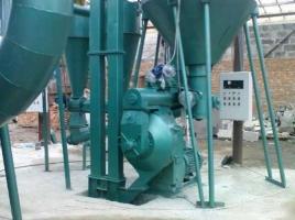 Поставляем и монтируем линии гранулирования топливной гранулы (пеллет)