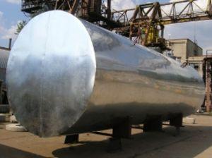 Производим металлические емкости и резервуары