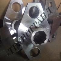 Производим запасные части ОГМ. Валы, шестерни, ролики, обечайки и др.