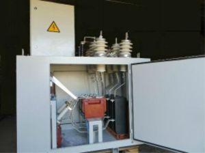 Пункт коммерческого учета с токовой коммерческой защитой (ПКУ с ТКЗ)
