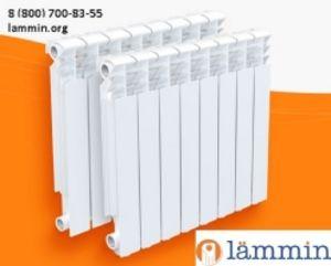 Радиаторы Lammin