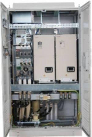 Рекуперативный частотный преобразователь с активным выпрямителем(AFE) серии GK 1000