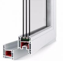 Серия 3. Пластиковые окна Rehau Euro/Blitz Design
