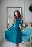 Шелковые платья оптом