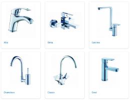 Смесители GFS для ванной и кухни от 1000 руб