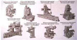 Станки 6Р12, 6Р12Б, ГФ2171, FSS400, 6Т82