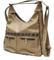 Сумка-рюкзак из  экокожи (арт.151)