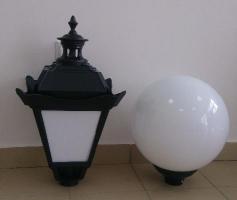 Светильники парковые