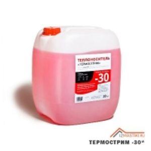 Теплоноситель Термострим -30 10 кг этиленгликоль