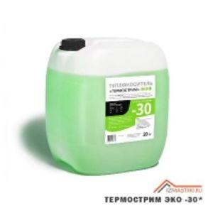 Теплоноситель Термострим ЭКО -30 10 кг пропиленгликоль