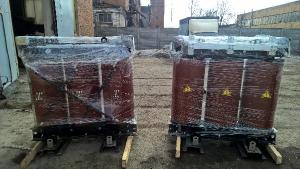 Трансформаторы с воздушно-барьерной изоляцией Европейского завода СВИСС ТРАФО