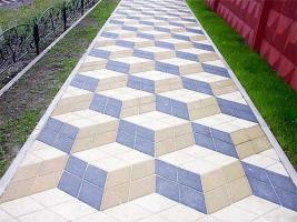 Укладка тротуарной плитки Щелково