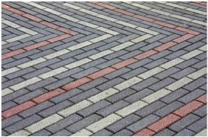 Укладка тротуарной плитки цена за м2