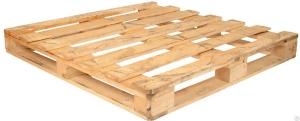 Усиленные деревянные поддоны