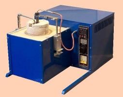Установка плавильная индукционная К140-2 (донный розлив, аргон, терморегулятор)(комплект)