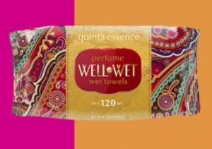 Влажные салфетки Oriental WELL&WET