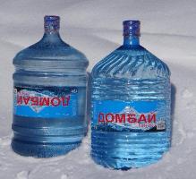 """Вода минеральная природная питьевая столовая """"Домбай-минерал"""" 19л"""