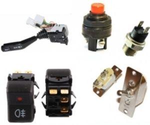 Выключатели, кнопки, клавиши, переключатели для отечественных автомобилей