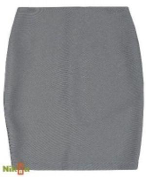 Юбка  для девочки прямого силуэта.