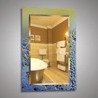 Зеркало Eva Gold 45612