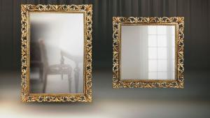 Зеркало. Винченцо. Гранж