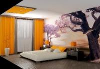 фотообои и фрески, натяжные потолки с фотопечатью и без, москитные сетки с фотопечатью.