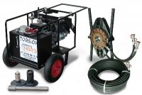 Ищем дилеров по продаже гидравлического оборудования для монтажа винтовых свай диаметром 57-159 мм