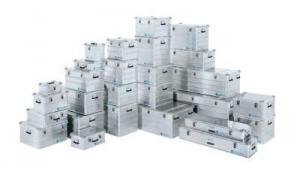 Поставка: Боксы (контейнеры)  для упаковки, транспортировки (пр-во Германии).