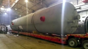 Бункер добавок катализатора для ТАНЕКО