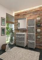 """Коллекция мебели для ванной комнаты  """"Oliver 60"""""""